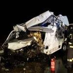 Scontro camion-furgone, muore un 56enne a San Daniele