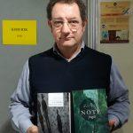 Lo scrittore Margarone di San Giovanni  selezionato nel concorso presieduto dal figlio del grande poeta Quasimodo