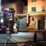 Incendio a Rivolto in una casa, intossicati due bambini