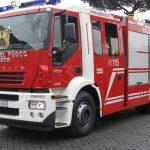 Bosco in fiamme a Tolmezzo: l'allarme lanciato dai residenti della zona