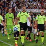 Luca Zufferli di San Pietro al Natisone ha arbitrato Triestina-Juventus
