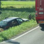 Incidente a Martignacco, un uomo finisce nella scarpata