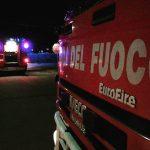 Allarme per un principio d'incendio al depuratore del Cafc di Martignacco