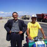 Da Pulfero all'India, un viaggio in bici raccontato in un libro
