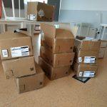 I clienti della Coop di Cividale regalano quaderni e pennarelli ai bambini speciali