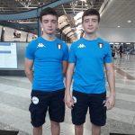 Due atleti della Canoa San Giorgio ai mondiali in Cina