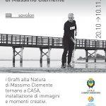 """""""Graffi alla Natura"""", la nuova mostra a Terrazza Mare"""