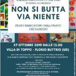 A Buttrio tonano le domeniche al museo della civiltà del vino con un' iniziativa per i bambini