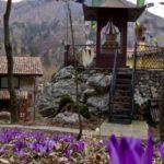 Passeggiata al centro buddista di Polava di Savogna