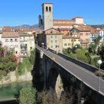 Ponte del Diavolo chiuso a Cividale, verifica alla staticità