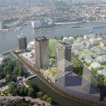La friulana Rizzani De Eccher costruirà i grattacieli più alti di Amsterdam