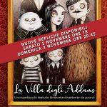 """""""La villa degli Addams"""" uno spettacolo divertente in una location segreta a Udine"""