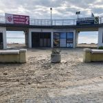 La mareggiata rovina la spiaggia di Lignano, Regione pronta ad intervenire