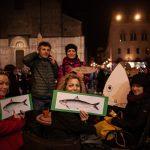 """Nasce il gruppo delle """"sardine"""" del Friuli, la fondatrice è di Palmanova"""