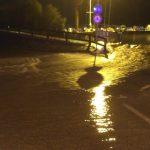 Maree, allagamenti, pioggia e vento: notte di passione per il Friuli