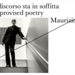 Improvvisazione poetica allo spazio Make