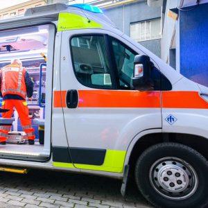 Incidente tra due auto a Ronchi dei Legionari, 3 persone rimangono ferite