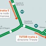 Riattivazione dei tutor in autostrada, le tratte interessate in Friuli