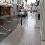Investita da un'auto in via Mantica a Udine, 59enne finisce in ospedale