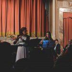 Alla flautista di Udine Luisa Sello il sigillo del Consiglio regionale