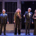 Quattro date per la commedia musicale Quartet, la vecchiaia e l'arte