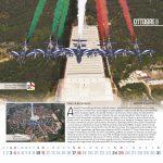 Palmanova scelta per l'esclusivo calendario dell'Aeronautica Italiana: le foto sono spettacolari