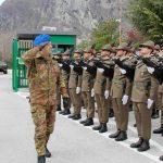 Tolmezzo concede la cittadinanza onoraria all'8° Reggimento Alpini