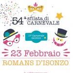 Al via la cinquantaquattresima edizione del carnevale a Romans d' Isonzo
