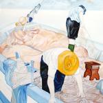 La mostra personale di Roberto Cardone a Cividale fino all'8 marzo