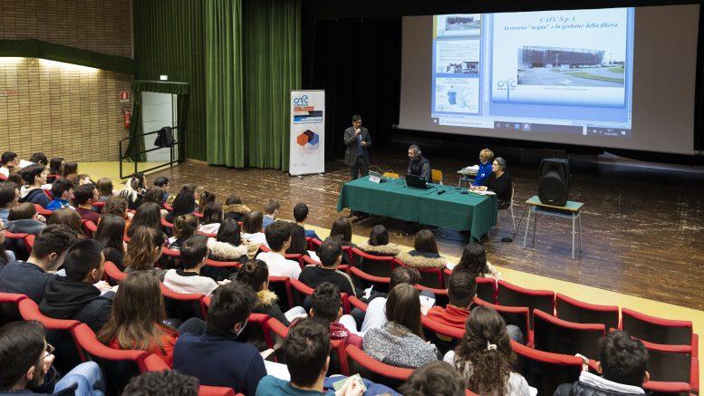 Udine, la Cafc dona 1500 borracce in alluminio agli ...