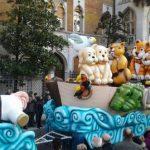 L' allegria del carnevale arriva a Gorizia
