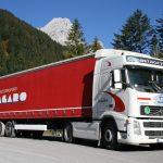 Speciali barriere protettive per il Raduno Triveneto Ana: saranno i camion di Autotrasporti D'Agaro
