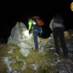 Non rientra dall'escursione sul monte Matajur: soccorsa una donna