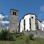 Con i fondi di Vaia si mettono a posto la pieve di Illegio e la chiesa di Ovaro