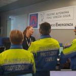 Ritorno in classe, in 8 comuni Fvg scende in campo la protezione civile