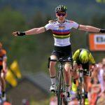 Van der Breggen sul Podio, soddisfazione per l'edizione del Giro Rosa in Friuli