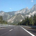 Lavori sulla A23, chiuso il tratto tra Pontebba e Carnia