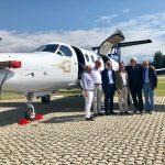 L'aviosuperficie di Osoppo si rinnova: possono atterrarci gli ultraleggeri con 6 persone