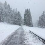 Piogge intense, neve, vento forte e mareggiate, lunedì da allerta meteo in Fvg