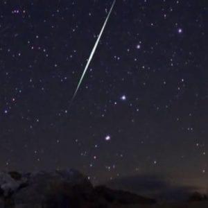 A Stolvizza una passeggiata notturna a caccia di stelle cadenti