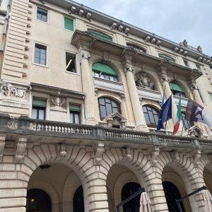 Oltre 2 milioni di euro per ristrutturare Palazzo D'Aronco a Udine