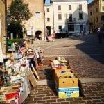 Ritorna Sacellum, il mercatino dell'antiquariato di Sacile