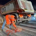Altri lavori nel nodo autostradale di Palmanova, traffico deviato nel weekend