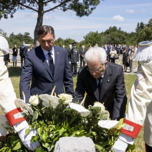 A Gorizia l'incontro tra Mattarella e Pahor sarà sulle note di Toto Cutugno