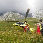 Resta bloccata sulla Ferrata Grasselli, salvata una famiglia di sloveni