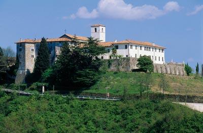 All'abbazia di Rosazzo si parla della splendida Arezzo