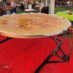 Record sfiorato per il frico più grande del mondo al Friuli Doc