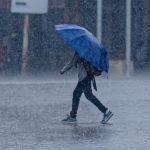 Meteo, un weekend leggermente piovoso con temperature miti