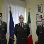 Un nuovo comandante per la Guardia di finanza di Gorizia