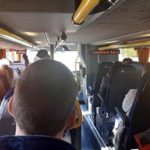 Contrari all'obbligo del green pass, è caos autisti degli autobus in Alto Friuli